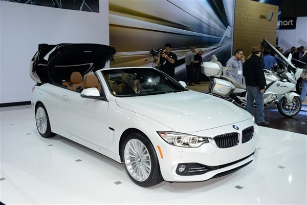 2014 BMW 4 Series Convertible unveiled and priced 1