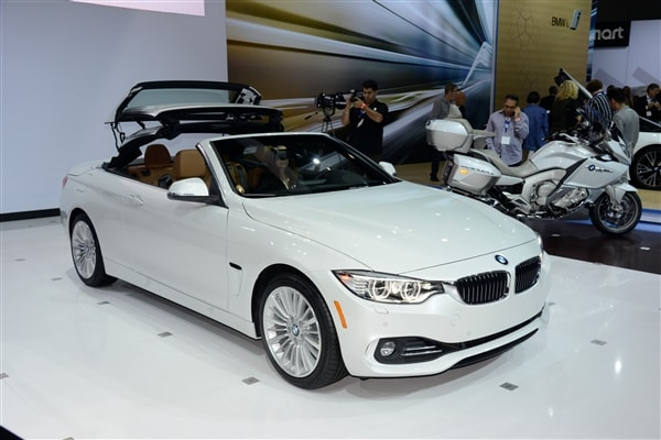 2014 Bmw 4 Series Convertible Unveiled And Priced Kelley Blue Book