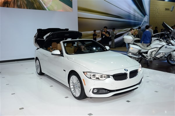 2014 BMW 4 Series Convertible unveiled and priced 9