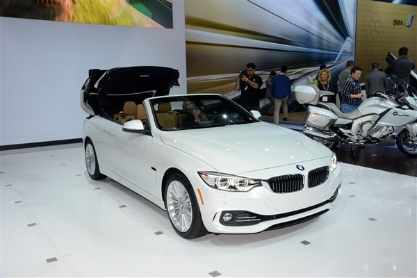 2014 BMW 4 Series Convertible unveiled and priced 10