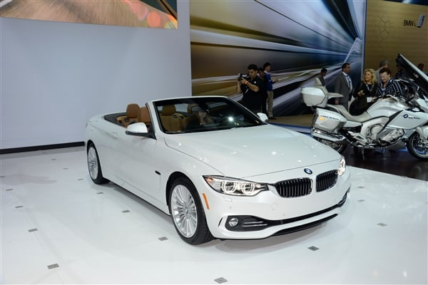 2014 BMW 4 Series Convertible unveiled and priced 12