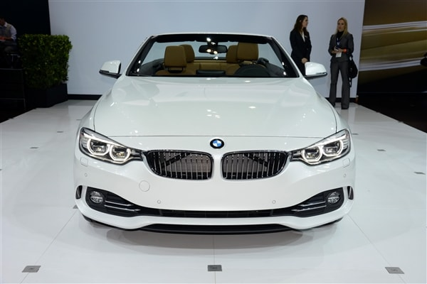 2014 BMW 4 Series Convertible unveiled and priced 20