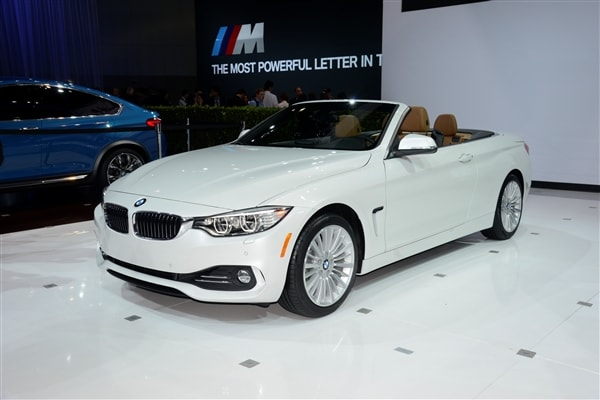 2014 BMW 4 Series Convertible unveiled and priced 13