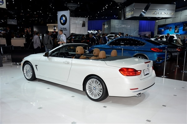 2014 BMW 4 Series Convertible unveiled and priced 19