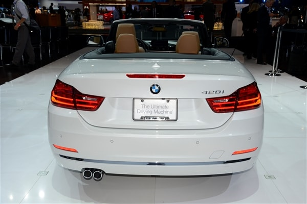 2014 BMW 4 Series Convertible unveiled and priced 21