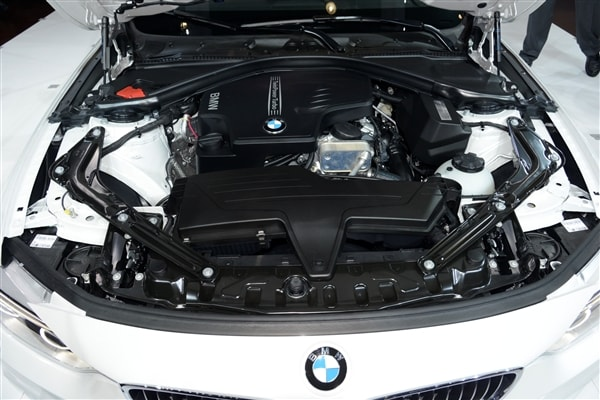 2014 BMW 4 Series Convertible unveiled and priced 35
