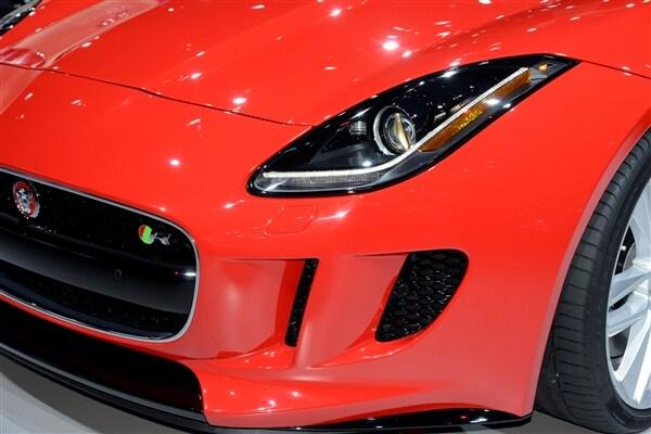 2015 Jaguar F-Type Coupe unveiled 20