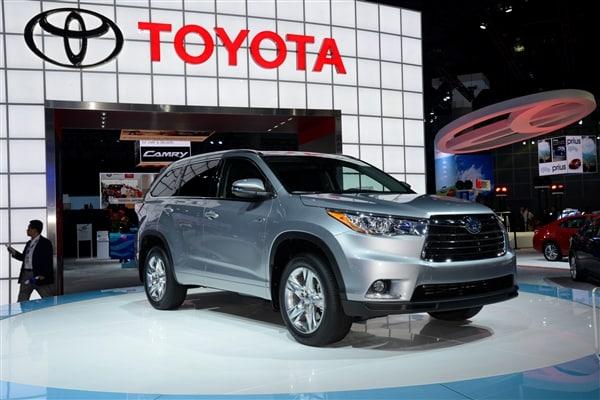 2014 Toyota Highlander Official Kelley Blue Book New Car
