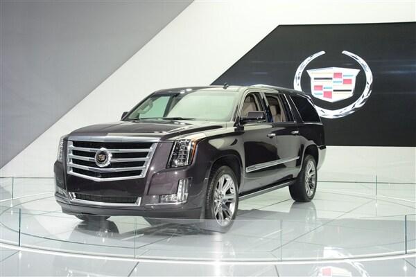 2015 Cadillac Escalade Esv Platinum.html | Autos Weblog