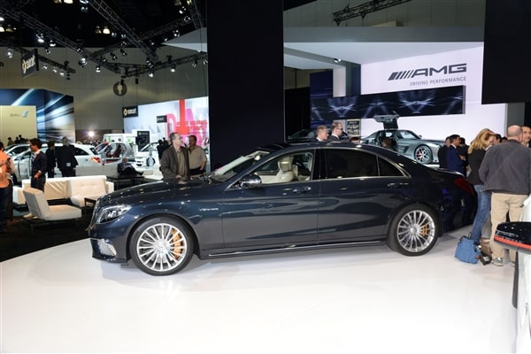 2015 mercedes benz s65 amg makes debut in los angeles for Mercedes benz los angeles dealers