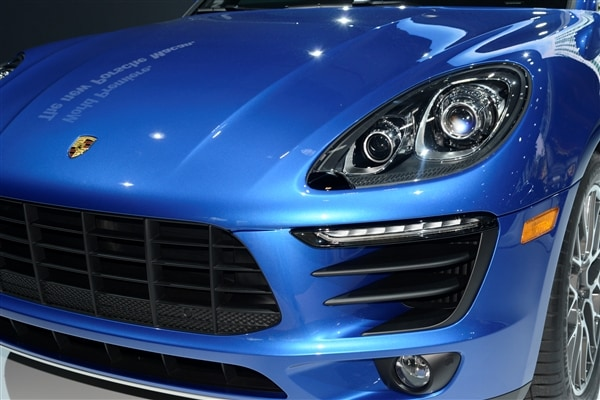 2015 Porsche Macan unveiled at the 2013 Los Angeles Auto Show 13