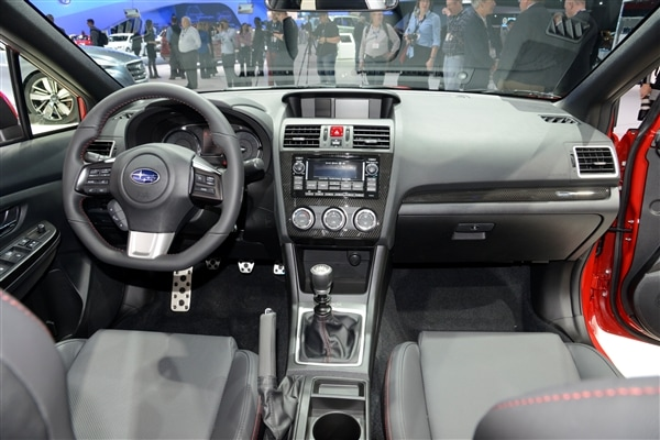 Subaru Reinvents Wrx For 2015 Kelley Blue Book