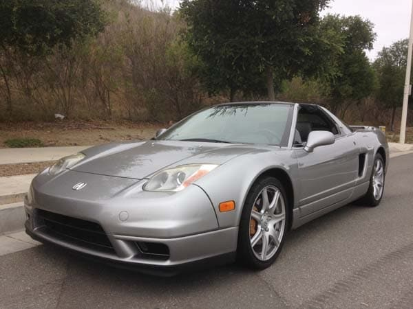 Going Back In Time: 2005 Acura NSX Impressions