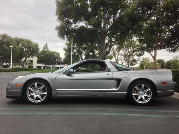 Going Back in Time: 2005 Acura NSX Impressions - Kelley Blue Book