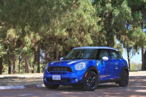 2012 Mini Cooper S Countryman ALL4 long-term wrap