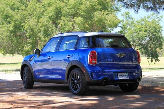 No Credit Check Car Dealers >> 2012 Mini Cooper S Countryman ALL4 long-term wrap - Kelley ...
