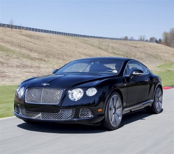 Bentley Mulsanne: Bentley Announces Continental & Mulsanne Le Mans Limited