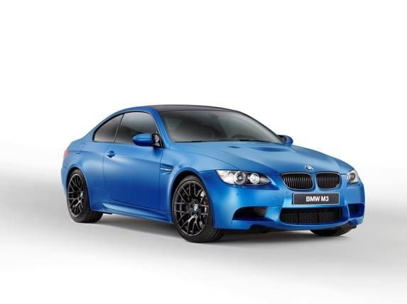 2017 Bmw M3 Coupe Frozen Limited