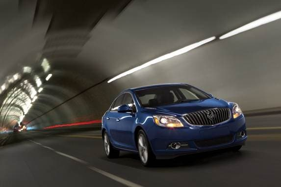Buick Verano Review >> 2013 Buick Verano Turbo First Drive Review Pampering With