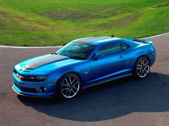 2013 Chevrolet Camaro Hot Wheels Edition Headed To The