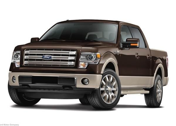 2013 ford f 150 king ranch revealed kelley blue book. Black Bedroom Furniture Sets. Home Design Ideas
