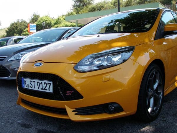 2013 Ford Focus ST: Europe Arrives at your Doorstep ...
