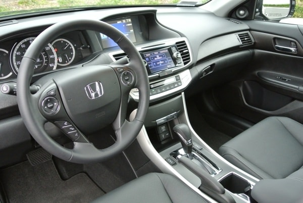Editors' Page: 2015 Honda Accord 7