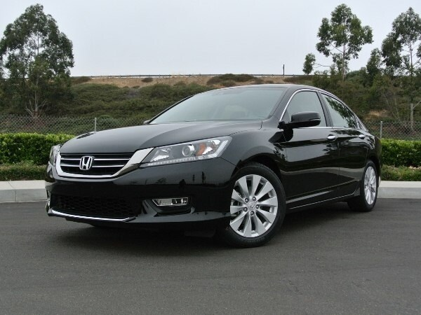 Editors' Page: 2015 Honda Accord 2