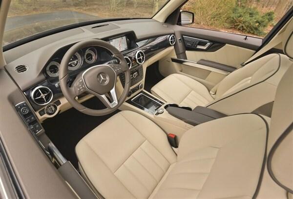 Uber Car Insurance >> 2013 Mercedes-Benz GLK250 BlueTEC: Thrift can be fun - Kelley Blue Book