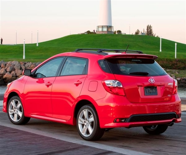 In A Bit Of Not Unexpected Lineup Simplification Toyota Has Confirmed That Its Corolla Based Matrix Hatchback Won T Be Returning To The U S For