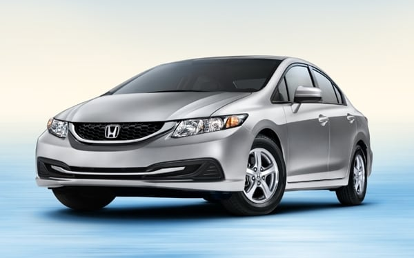 2014 Honda Civic CNG