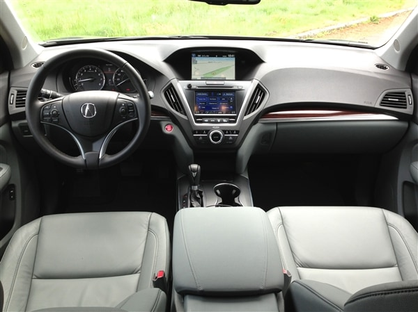 Free Car History Report >> 2014 Acura MDX First Review: An Enduring Benchmark - Kelley Blue Book