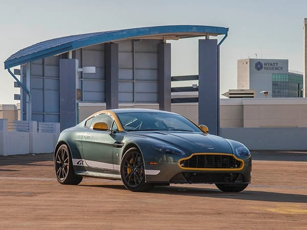Aston Martin V Vantage GT Quick Take Kelley Blue Book - Aston martin gt