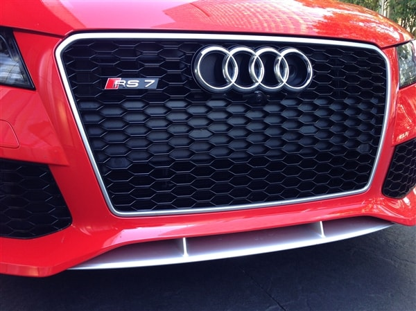 2014 Audi Rs 7 First Review Four Rings Four Doors And