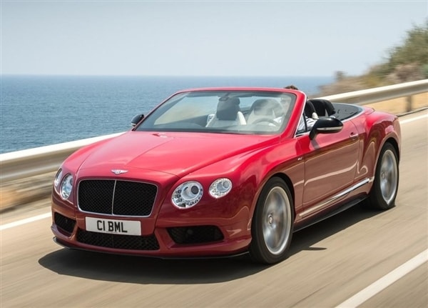 2014 Bentley Continental GT Coupe/Convertible V8 S revealed   Kelley ...