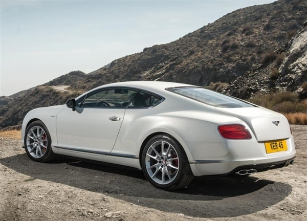 Rise Loans Reviews >> 2014 Bentley Continental GT Coupe/Convertible V8 S ...
