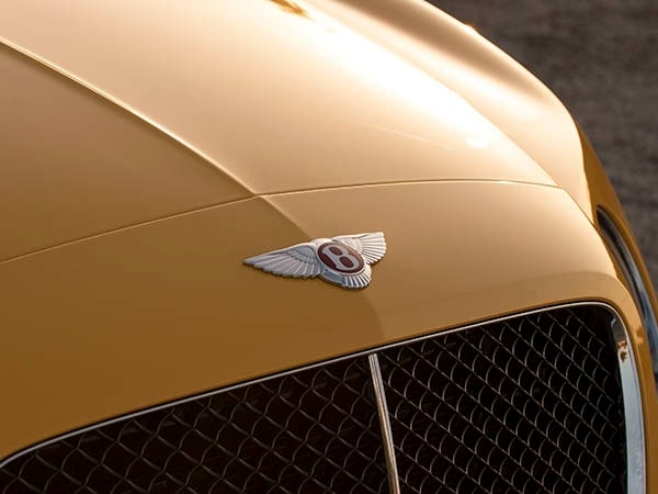 2014 Bentley Continental GT V8 S Quick Take: Subtle Luxury 8