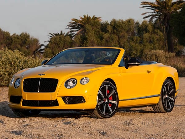 2014 Bentley Continental GT V8 S Quick Take: Subtle Luxury | Kelley ...