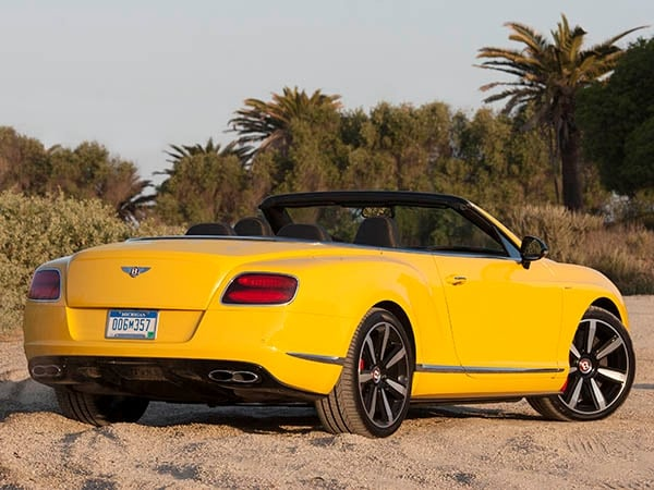2014 Bentley Continental GT V8 S Quick Take: Subtle Luxury 1