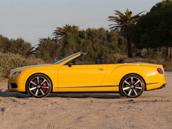 2014 Bentley Continental GT V8 S Quick Take: Subtle Luxury 2