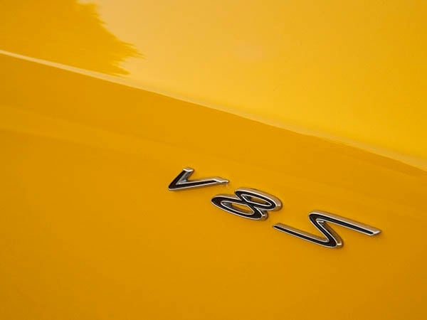 2014 Bentley Continental GT V8 S Quick Take: Subtle Luxury 7