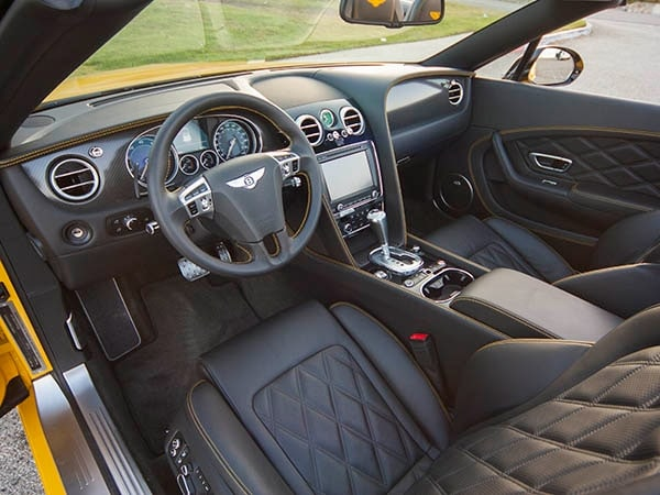 2014 Bentley Continental GT V8 S Quick Take: Subtle Luxury 10