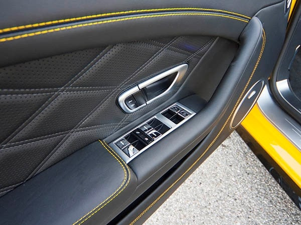 2014 Bentley Continental GT V8 S Quick Take: Subtle Luxury 17