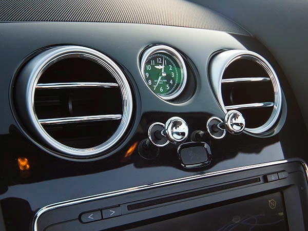 2014 Bentley Continental GT V8 S Quick Take: Subtle Luxury 12