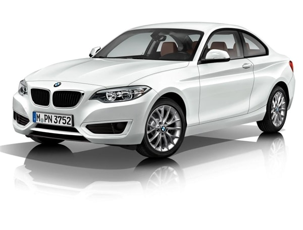 BMW Series Coupe Revealed Kelley Blue Book - Bmw 228i 2013