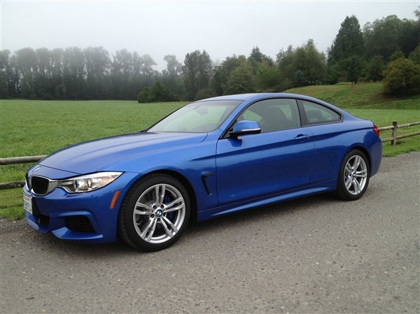 2014 BMW 4 Series First Review: New Coupe Continues Less-is-More Mantra