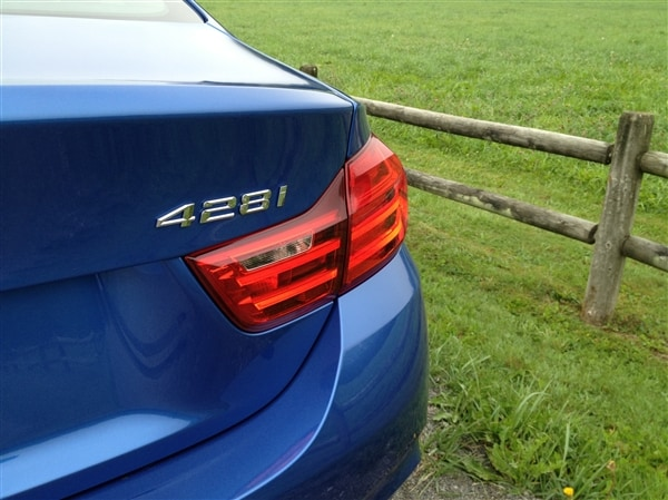 2014 BMW 4 Series First Review: New Coupe Continues Less-is-More Mantra 5