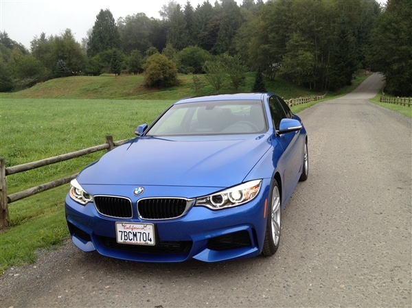 2014 BMW 4 Series First Review: New Coupe Continues Less-is-More Mantra 1