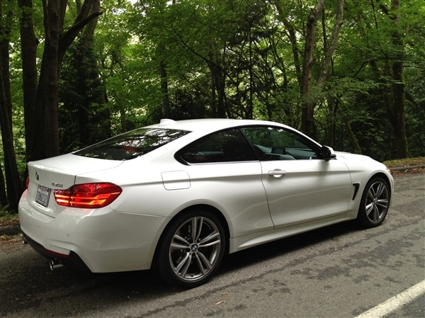 2014 BMW 4 Series First Review: New Coupe Continues Less-is-More Mantra 11
