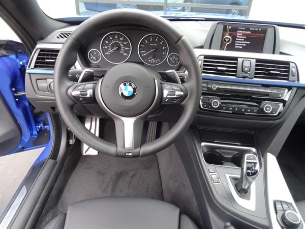 BMW I M Sport Quick Take Kelley Blue Book - 2014 bmw 328i m sport